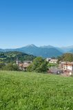 Village of Hafling,South Tyrol,Italy Stock Photos
