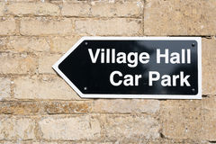 Village Hall Stock Images