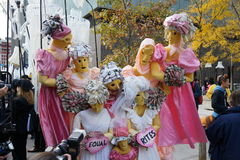 The 2015 Village Halloween Parade 94 Royalty Free Stock Photo