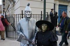 The 2015 Village Halloween Parade 97 Stock Photo