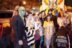The 2015 Village Halloween Parade Part 3 23 Stock Photos