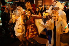 The 2015 Village Halloween Parade Part 3 68 Royalty Free Stock Photography