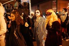 The 2015 Village Halloween Parade Part 3 70 Stock Photo