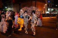 The 2015 Village Halloween Parade Part 3 81 Stock Photo