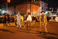 The 2015 Village Halloween Parade Part 3 85 Royalty Free Stock Images