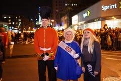 The 2015 Village Halloween Parade Part 4 30 Stock Image