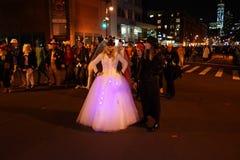 The 2015 Village Halloween Parade Part 4 31 Royalty Free Stock Photo