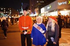 The 2015 Village Halloween Parade Part 4 32 Royalty Free Stock Photos