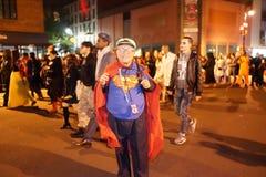The 2015 Village Halloween Parade Part 4 34 Royalty Free Stock Photos