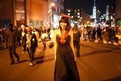 The 2015 Village Halloween Parade Part 4 48 Stock Photo