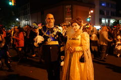 The 2015 Village Halloween Parade Part 4 63. New York's Village Halloween Parade is an annual holiday parade and street pageant presented on the night of every Stock Photography