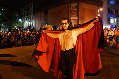 The 2015 Village Halloween Parade Part 4 99. New York's Village Halloween Parade is an annual holiday parade and street pageant presented on the night of every Stock Photography