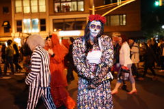 The 2015 Village Halloween Parade Part 5 43 Stock Photography