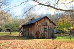 Village historique de Millbrook photographie stock
