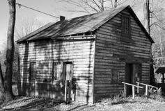 Village historique de Millbrook images stock