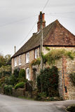 Village House. Quaint Village House in Rural England Royalty Free Stock Photos