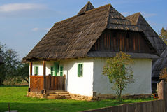 Village house Royalty Free Stock Images