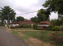 Village of house
