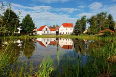 Village House Royalty Free Stock Photography