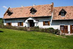 Village house Stock Photo