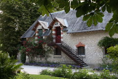 Village House in Normandy Royalty Free Stock Image
