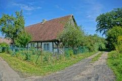 Village house Stock Photo