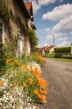 Village of Hovingham Stock Photo