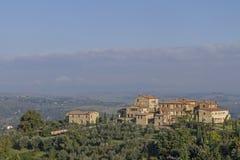 Free Village In The Crete Senesi Royalty Free Stock Photos - 36233698