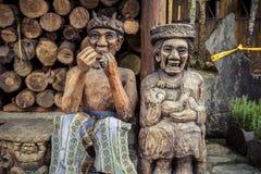 Village indig?ne formosan de culture images libres de droits