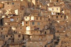 Village iranien Image libre de droits