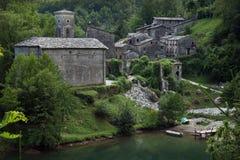 Village of Isola Santa Royalty Free Stock Images