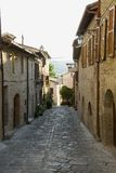Village italien photo stock