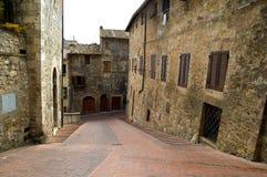 Village italien Photo libre de droits
