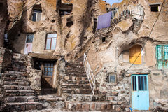 Village Kandovan Royalty Free Stock Photos