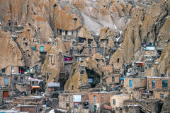 Village Kandovan Stock Image