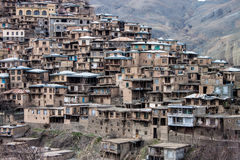 Village Kang Stock Image