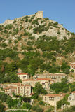Village Of Karitena, Greece Stock Photos