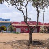 Village in Kenya Stock Photography