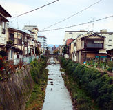 Village in Kyoto Stock Image