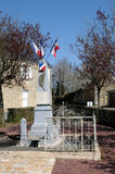 Village of la Chapelle Souef in Normandie Stock Photos