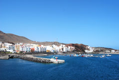 Village of La Restinga, El Hierro Royalty Free Stock Photography