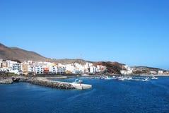 Village of La Restinga, El Hierro. Village of La Restinga, in the island of El Hierro, Canary Islands royalty free stock photography