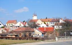 Village - Ladna. The Czech Republic Royalty Free Stock Photo