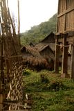 Village in Lao Royalty Free Stock Image
