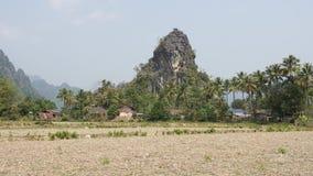 Village, Laos, Asia Stock Photos
