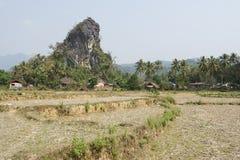Village, Laos, Asia Stock Photography