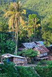 Village in Laos Royalty Free Stock Photography