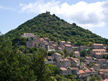 Village Lastovo Royalty Free Stock Photos