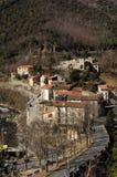 Village of Le Tech, Languedoc Roussillon, Stock Photos