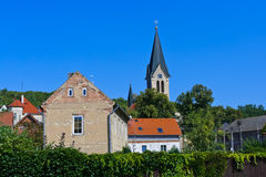 Village Libusin - Czech republic Royalty Free Stock Photography